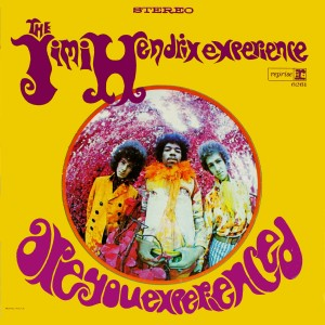 are you experienced_jimi hendrix experience